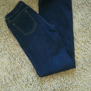 Dkny jeans worn boot cut